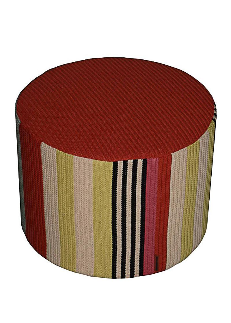 missoni home pouf 40x30 cm cuccalofferta. Black Bedroom Furniture Sets. Home Design Ideas