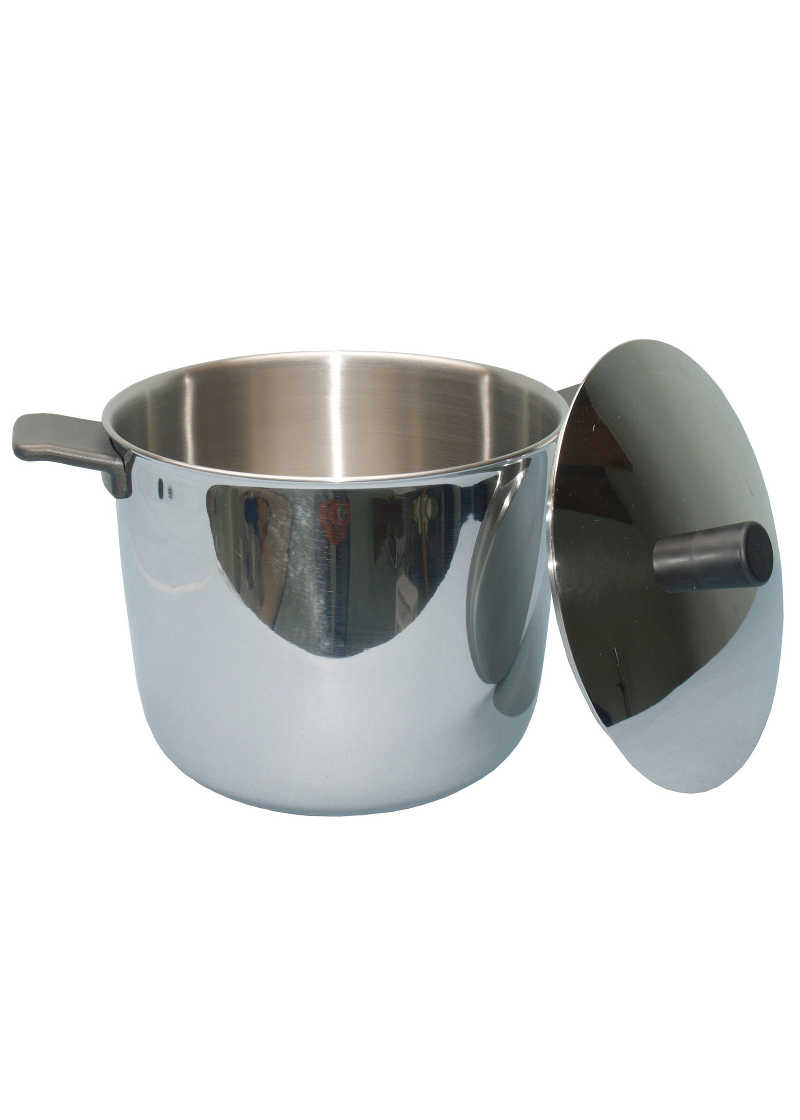 Alessi shiba stockpot lid cuccalofferta for Alessi outlet