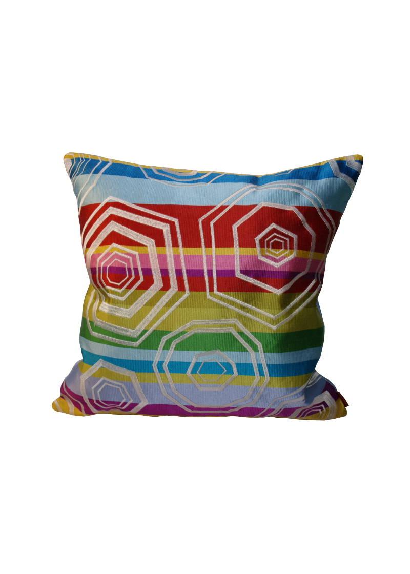 missoni home cushion cover cuccalofferta. Black Bedroom Furniture Sets. Home Design Ideas
