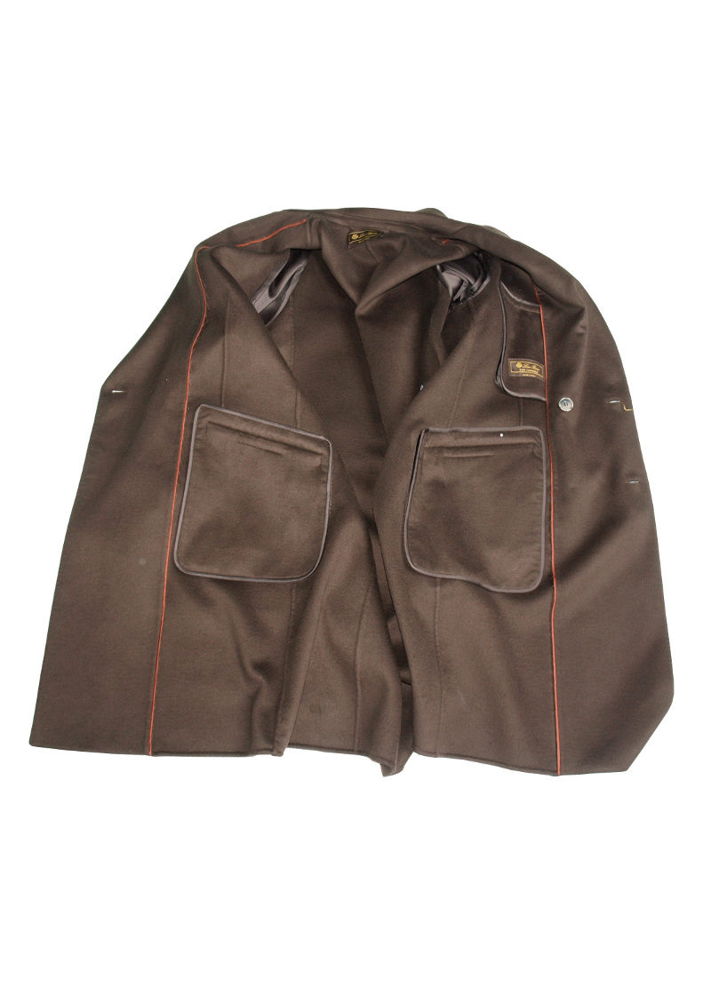 Loro Piana Coat Brown