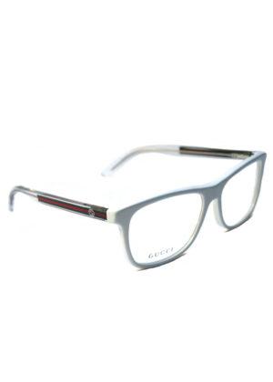 Gucci White Eyeglasses
