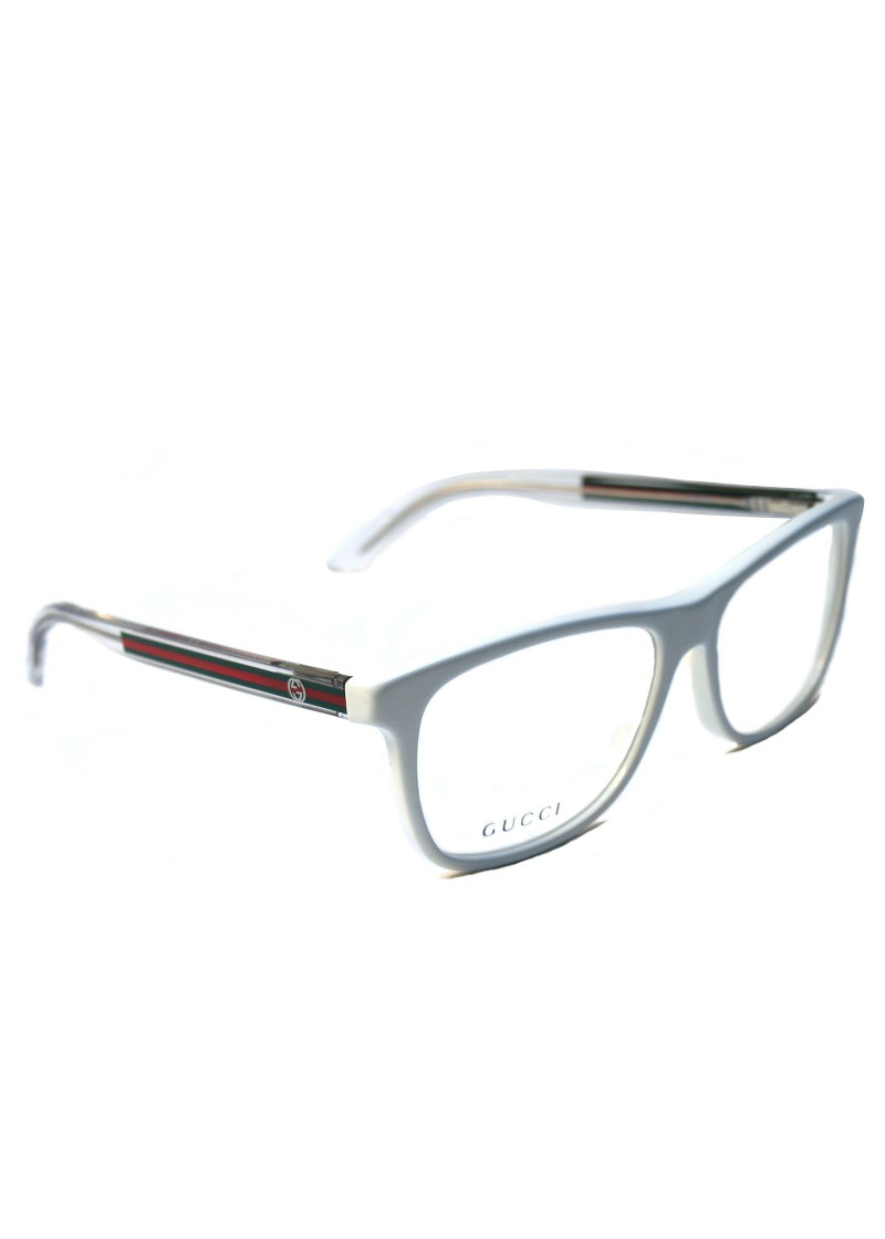 Gucci White Eyeglasses