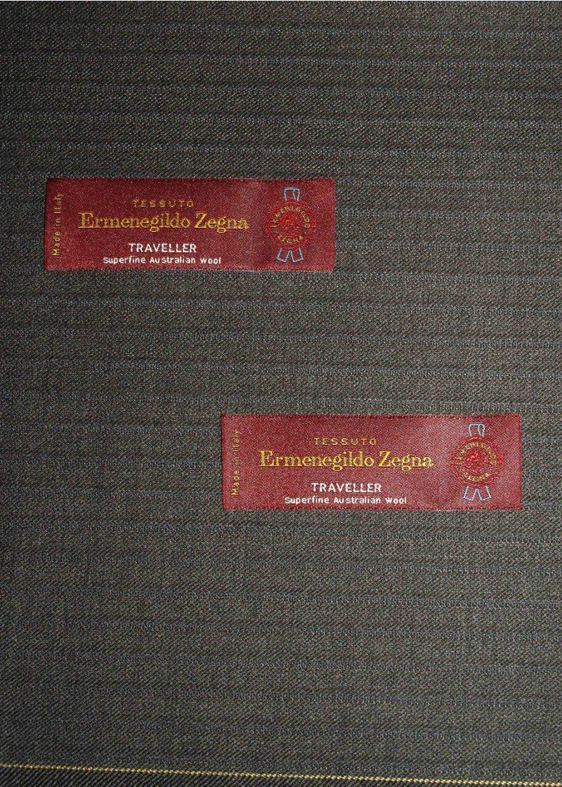 Ermenegildo Zegna Fabric Traveller