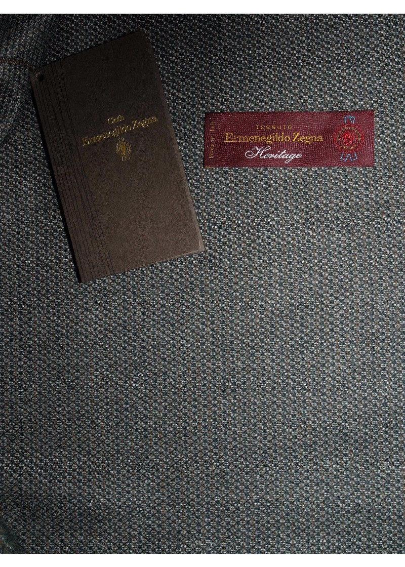 Ermenegildo Zegna Fabric Heritage