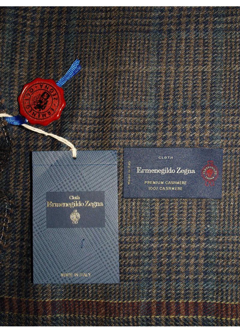 Ermenegildo Zegna Fabric Premium