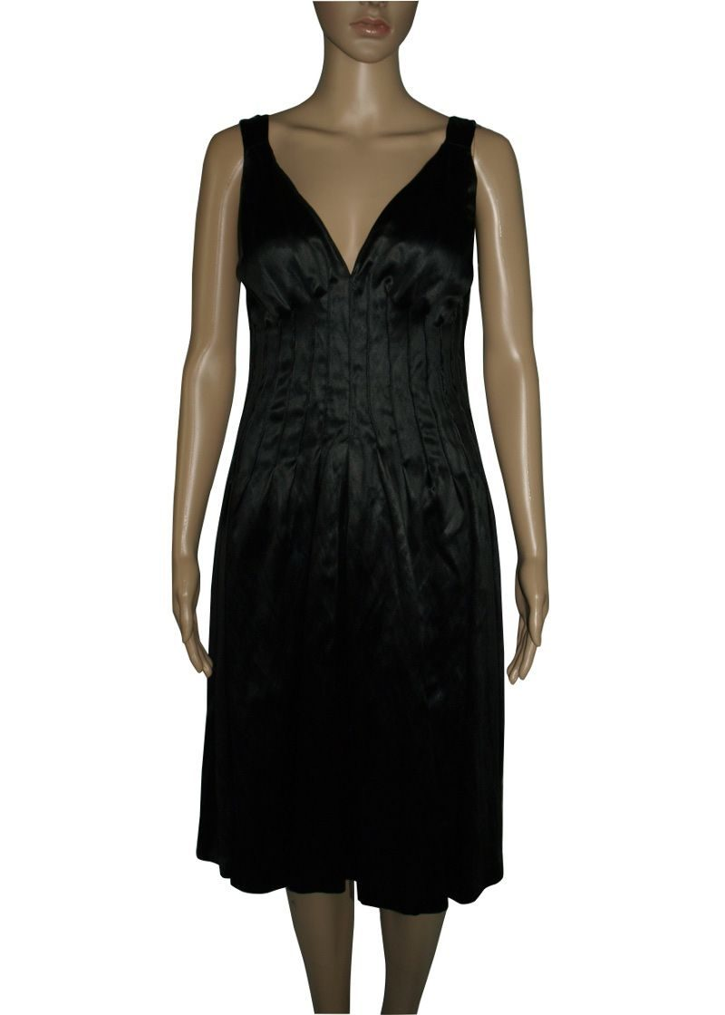 Aspesi Black Dress
