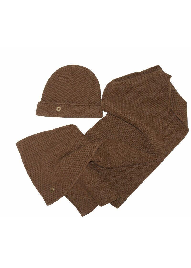 loro piana hat scarf